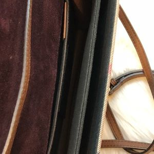 Burberry Bags - Burberry 'Small Macken' Check Crossbody Bag